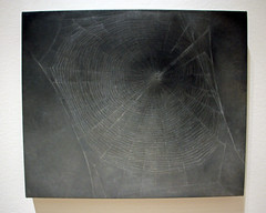 Web #3, by Vija Celmins (JB by the Sea) Tags: sanfrancisco california december2018 financialdistrict sanfranciscomuseumofmodernart sfmoma vijacelmins painting