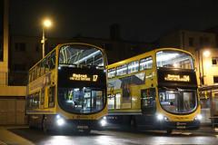 GT17 & SG114 - Rt17 & 114 - BlackrockStation - 190119) (dublinbusstuff) Tags: dublin bus dublinbus sg114 route114 gt17 route17 blackrock dart station bathplace ticknockhill rialto donnybrook