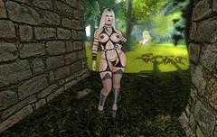 private garden (G. Inc.) Tags: firestorm secondlife 3d avatar virtualworld render lindenlab female