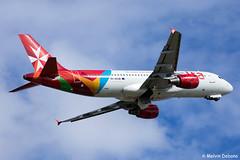 Air Malta Airbus A320-214  |  9H-AEQ  |  LMML (Melvin Debono) Tags: air malta airbus a320214 | 9haeq lmml cn 3068 melvin debono spotting canon eos 5d mark iv 100400mm plane planes photography airport airplane aircraft mla
