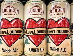 Loudoun Brewing #LoveLoundoun Amber Ale Leesburg VA (mbell1975) Tags: fairfax virginia unitedstatesofamerica us loudoun brewing loveloundoun amber ale leesburg va beer bier pivo øl cerveza birra cerveja piwo bira bière biere american