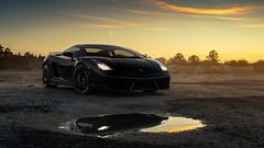 Twin Turbo Lamborghini 1 (Arlen Liverman) Tags: exotic maryland automotivephotographer automotivephotography aml amlphotographscom car vehicle sports sony a7 a7iii lamborghini turbo sunset