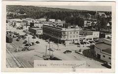 UNION HOTEL ATHABASCA ALBERTA (jasonwoodhead23) Tags: athabasca alberta hotel downtown buildings