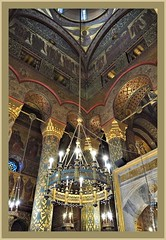 Europe beauties 22 (T.S.Photo (Teodor Sirbu)) Tags: architecture architektur building vault vaults column chandelier orthodox christian church chiesa christianity olympus lowlight