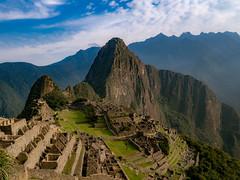 Machu Picchu (Juan Eduardo Pazmiño) Tags: machupicchu peru perutherichestcountry olympusomdem10 olympus olympuskameras olympusxplorers discoveryourselfinperu wanderlust travelcaptures mytravelgramstory