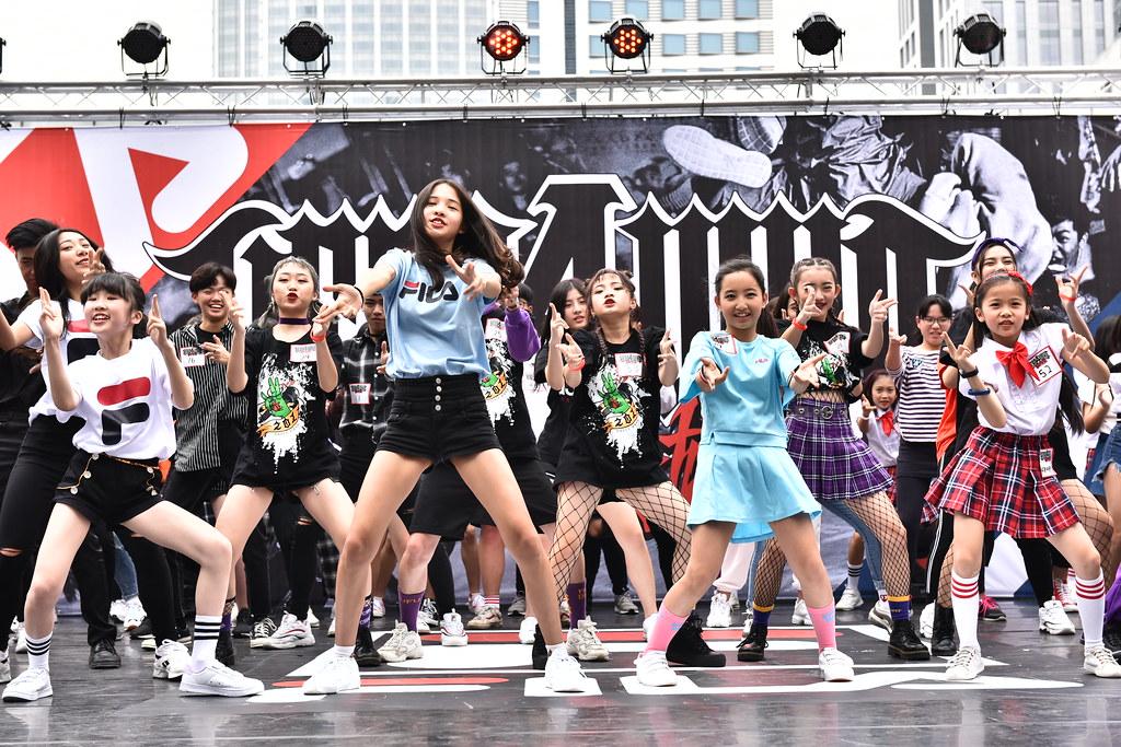 FILA與ZERO 4 CREW團隊特別規劃KPOP舞蹈即播即跳項目 讓舞者展現魅力