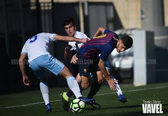 DSC_5065 (VAVEL España (www.vavel.com)) Tags: fcb barcelona barça juvenil dh zaragoza cantera masia planterfcb fútbol football soccer futebol azulgrana blaugrana culé