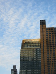 2019 McGraw-Hill Building 42nd Street NYC 3541 (Brechtbug) Tags: 2019 march morning light clouds virtual clock tower from hells kitchen clinton near times square broadway nyc 03112019 new york city midtown manhattan winter spring weather building breezy cloud hell s nemo southern view