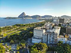 Aterro do Flamengo (Marcio Santos RJ) Tags: aterrodoflamengo rj praiadoflamengo riodejaneiro cidademaravilhosa hotelgloria gloria paodeacucar sugarloaf drone aerial
