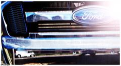Ford (Reto Previtali) Tags: automobile ford truck detail licht schatten sonne sun shadow light spiegelung creativ nikom nikkor digital coth5 outside design vowel blue blau color farben flickr car unscharf verschwommen weiss white werbung black schwarz fun decoration analog fog nebel technik tamron
