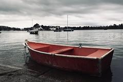 Kae Barrarac'h (Rhisiart Hincks) Tags: llydaw brittany bretagne breizh morbihan séné sine bàta cwch bád boat bag bateau