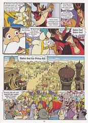 Micky Maus präsentiert #9 / Seite 27 (micky the pixel) Tags: comics comic heft waltdisney ehapaverlag mickymauspräsentiert aladdin sultan dschafar grosswesir jago agrabah stadt orient