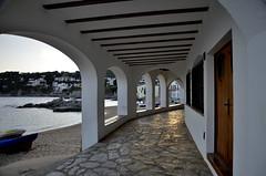 Arcs (Maripaz23) Tags: costabrava calella de palafrugell catalonia sea village