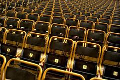 infinite seats (Anselmo Portes) Tags: repúblicatcheca czechrepublic ceskykrumlov seats infiniteseats abstract abstrato pattern padrão repetition repetição stand arquibancada