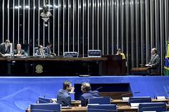 Plenário do Senado (Senado Federal) Tags: plenário senadoralvarodiaspodepr senadorfernandobezerracoelhomdbpe senadorjorgekajurupsbgo sessãonãodeliberativa brasília df brasil bra