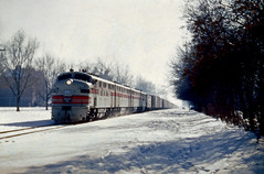CB&Q F3 117 (Chuck Zeiler 48Q) Tags: cbq f3 117 burlington railroad emd locomotive longmont train alchione chz