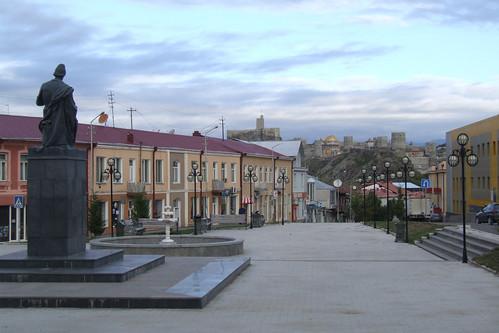 Monument of Shota Rustaveli, 07.09.2013.