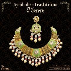 Buy Exclusive Kundan Meena Jewellery Collection from Zevarworld (zevarworld) Tags: jewellery beauty kundanmeena bangles jewellerydesigns tradition uniquejewellery fashion womens rajasthan goldjewellery diamondjewellery