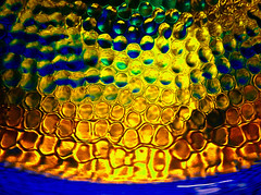 Speckled Glass (Giorgio Ghezzi) Tags: macromondays picktwo glass vetro macro giorgioghezzi