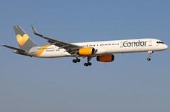 D-ABOJ_03 (GH@BHD) Tags: daboj boeing 757 753 b757 b753 757300 de cfg condorflugdienst condor ace gcrr arrecifeairport arrecife lanzarote aircraft aviation