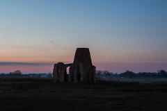 Fading light (connorjacobs1) Tags: canon canoneos70d canoncamera eos ef lens sigma sigma1750mm manfrotto tripod moody landscape ruins history st benets abbey norfolk visitnorfolk visiteastanglia eastanglia eastcoast eastofengland sunset