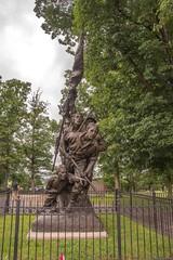 North Carolina Monument (www78) Tags: gettysburg national military park pennsylvania battle picketts charge north carolina monument