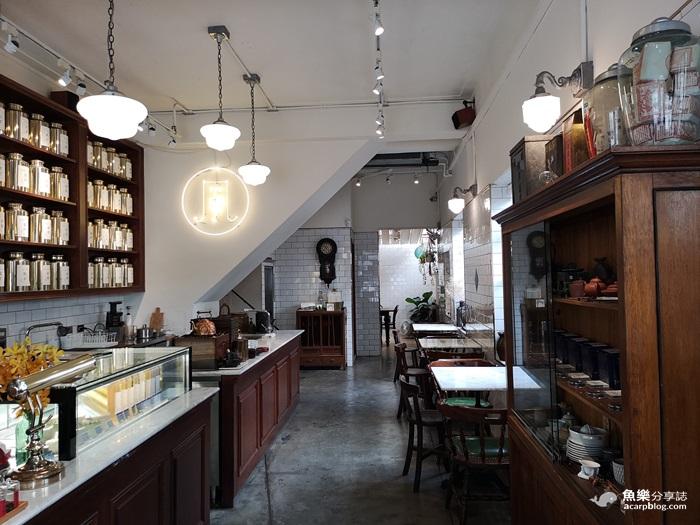 【高雄苓雅】永心鳳茶 Yonshin Tea & Cake Selection Bar│復古時尚風格茶館 @魚樂分享誌