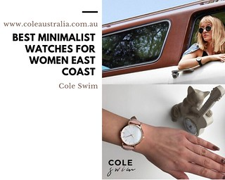 Best Minimalist Watches For Women East Coast