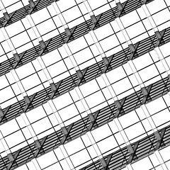 Photo Abstract of Some Kind (2n2907) Tags: repeat repeated repeating pattern patterns abstract geometry blackwhite contrast image photo olympus omd mirrorless city windows glass building skyscraper illusion