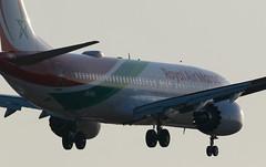 Royal Air Maroc / Boeing 737 MAX 8 / CN-MAX (vic_206) Tags: royalairmaroc boeing737max8 cnmax bcn lebl