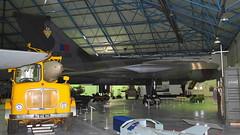 Avro Vulcan B.2 c/n SET27 United Kingdom Air Force serial XL318 (Erwin's photo's) Tags: royal air force raf museum hendon london england united kingdom preserved aircraft aviation avro vulcan b2 cn set27 serial xl318
