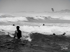 surfing with the wind... (conikon.pictures) Tags: bretagne bzh breizh surf surfing vague wave vent tribu tribe wind passion liberté passionsurf