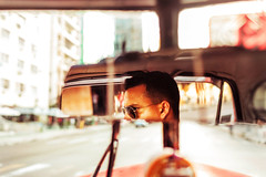 Week 10: In The Details   2019 Project 52Details-52-002 (walkerkp) Tags: cabdriver cab cuba inthedetails lostinthedetails havana car colorful colours colors travel sunglasses daylight light city