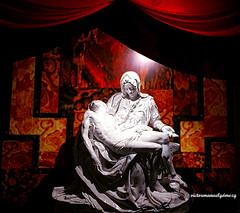 """""""PIETY"""" Miguel Angel in Querétaro Expo. (Viktor Manuel 990.) Tags: sculpture escultura miguelangel pieta lapiedad piety digitalart artedigital querétaro méxico victormanuelgómezg"""