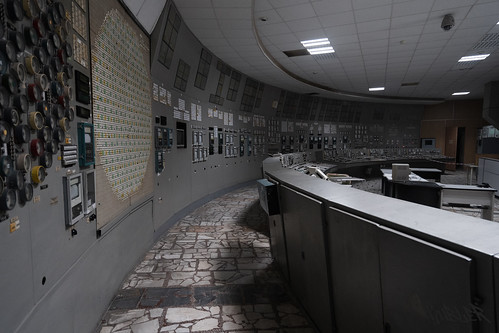ChNPP Unit 3 Control Room