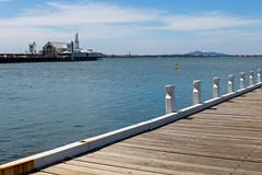 Parallel (Jared Beaney) Tags: canon6d canon australia australian photography photographer travel geelong waterfront stingareebay boardwalk cunninghampier pier ocean sea bay