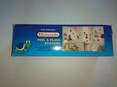 North American Decorative Products Super Mario Bros Nintendo Wall Trim 12 (gamescanner) Tags: north american decorative products super mario bros nintendo wall trim covering walltrim decor sculpted vinyl border upc 058559709011 058559709035 rosewall inc 1989 sku 70902