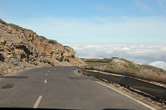 road on the crater rim (EduardMarmet) Tags: lapalma spanien esp