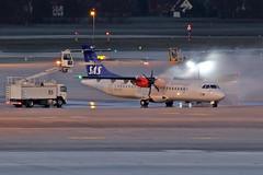 ATR 72-600 - ES-ATF - HAJ - 20.03.2019 (Matthias Schichta) Tags: haj hannoverlangenhagen eddv planespotting flugzeugbilder esatf nordica sas atr72