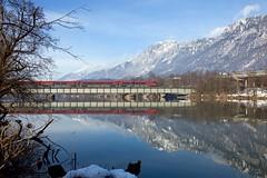 ÖBB RJ 863 Bregenz - Flughafen Wien  - Bichlwang (Rene_Potsdam) Tags: öbb bichlwang tirol österreich austria europe europa railroad treinen trains trenes züge railjet
