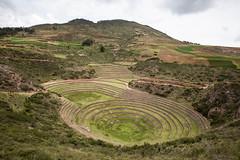 The Incan Terraces of Moray (Ben-ah) Tags: cuzco farm curve engineering agriculture ruin inca terraces circular travelphotography moray peru