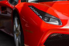 488 GTB (gcautomotive) Tags: ferrari supercars 488 458 pista speciale rosso corsa lima peru hi