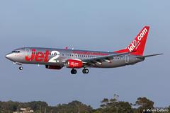 Jet2.com Boeing 737-8MG  |  G-JZHR  |  LMML (Melvin Debono) Tags: jet2com boeing 7378mg | gjzhr lmml cn 63148 melvin debono spotting canon eos 5d mark iv 100400mm plane planes photography airport airplane aviation aircraft malta mla