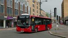 Tempo Replacement (londonbusexplorer) Tags: london united ratp group adl enviro 200 mmc dxe30352 yx19olg h37 hounslow blenheim centre richmond manor circus tfl buses