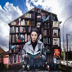 Kufa's Urban Art Esch 2016 - The Romantic Graffitis of Mantra (Robert GLOD (Bob)) Tags: alzette culture esch eschsuralzette fabrik factory kufa kultur kulturfabrik lu minett art europe graffiti luxembourg mural painting