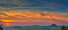 Sunset at Maumelle Valley and Pinnacle mountain (Paul2660-1) Tags: landscapephotography nikond850 photographyofarkansas panoramas sunsets arkansasphotography arkansasozarks arkansas photography us unitedstatesphotography