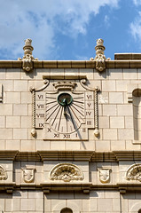Strange Clock (Bracus Triticum) Tags: strange clock indianapolis インディアナポリス indiana インディアナ州 unitedstates usa アメリカ合衆国 アメリカ 8月 八月 葉月 hachigatsu hazuki leafmonth 2018 平成30年 summer august