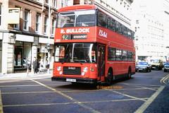 Bullock, Cheadle C285 BBP (SelmerOrSelnec) Tags: bullock cheadle leyland olympian eastlancs c285bbp manchester crossstreet southampton bus