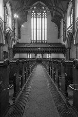 St Columba's Gaelic Church (itmpa) Tags: glasgow scotland stcolumbasgaelicchurch stcolumbaschurch church parishchurch gaelic churchofscotland stvincentstreet 300stvincentstreet williamtennant frederickvburke tennent burke 190104 1904 listed categoryb monochrome desaturated archhist itmpa tomparnell canon 6d canon6d