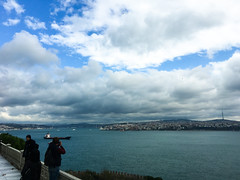 Views of the Bosporous from the Topkapi Palace (Ketan Pandit) Tags: culture asia travel shoots photography iphone architecture history canon europe turkey istanbul cats palace sultan bosporous tourist pandits istiklal